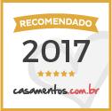 Recomendado Casamentos Awards 2017 - Orquestra EmCanto